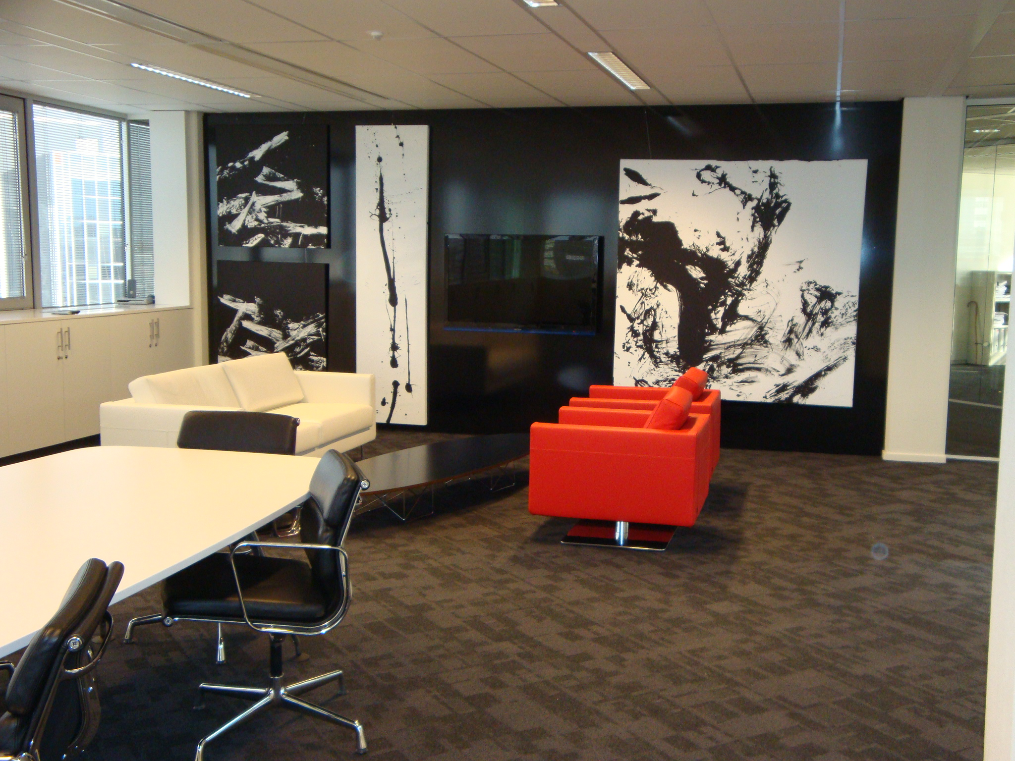 USG HEAD OFFICE AMSTERDAM